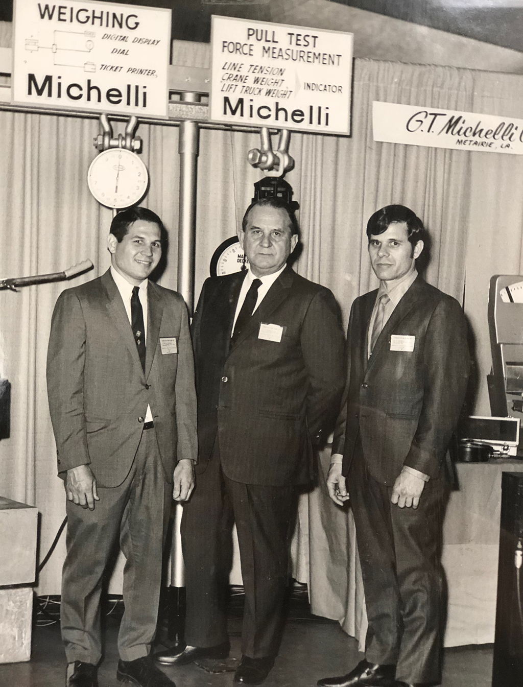 michelli weighing