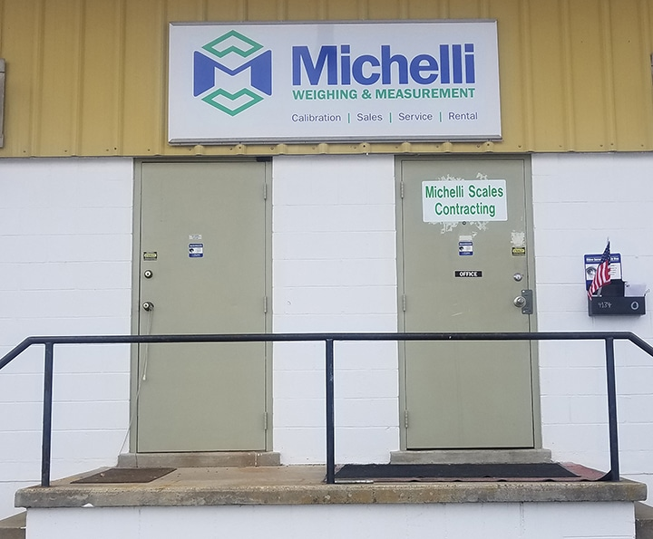 Michelli Weighing & Measurement office in Mobile, Alabama