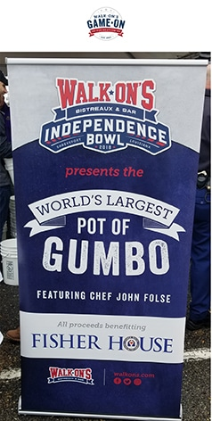 Walk Ons Independence Bowl Promo - web