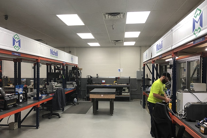A Tour of the Michelli Weighing & Measurement Calibration Lab