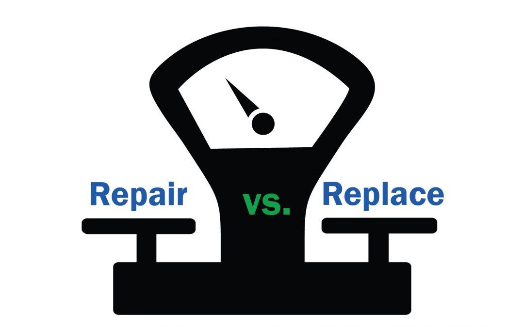 Weighing & Measurement Equipment Repair vs. Replacement