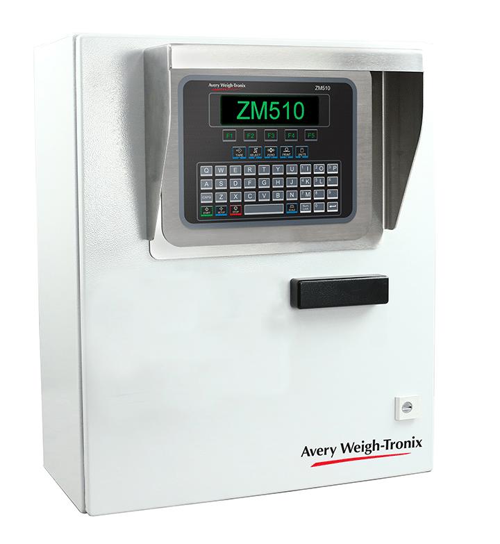Avery Weigh-Tronix ZM510 Kiosk