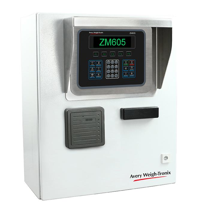 Avery Weigh-Tronix ZM605 Kiosk