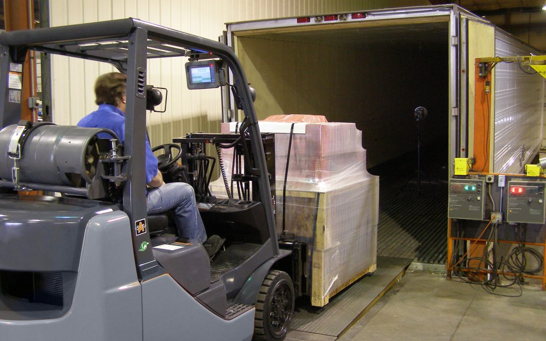 Avery Weigh Tronix | Forklift Truck Scale Systems – The Efficient Mobile Weighing Solution
