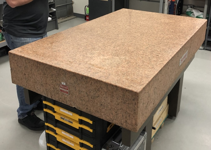 Granite Surface Plate Maintenance Do's & Don'ts