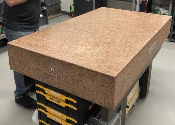 Granite Surface Plate Maintenance Do's & Don'ts