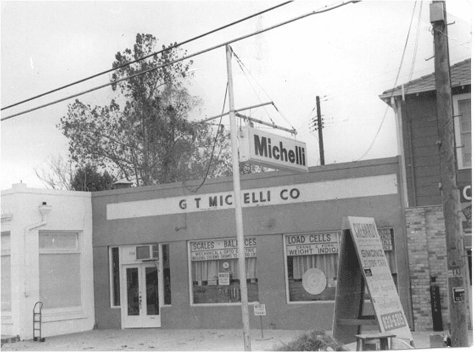 Michelli History - Second store front on Metairie Road in Louisiana