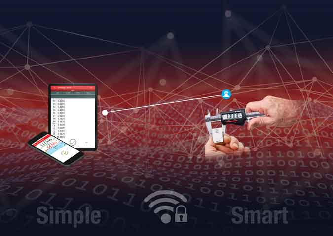 Starrett | DataSure® 4.0 – Advanced Data Collection System Made Simple