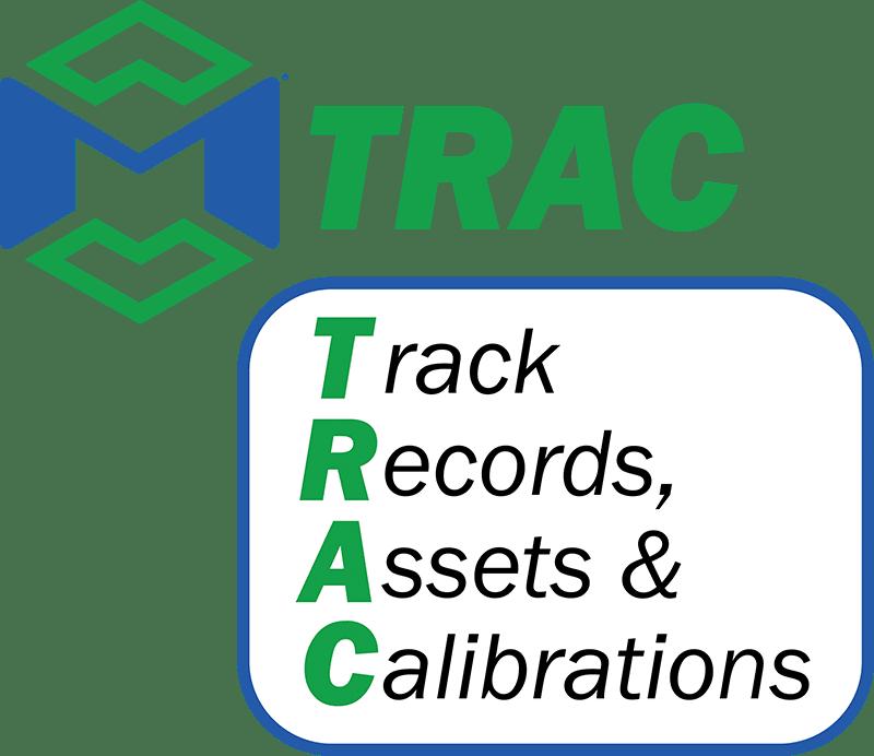 TRAC Asset Management System logo