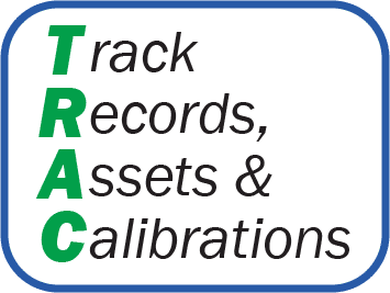 Michelli TRAC is an acronym for Track Records Assets & Calibrations
