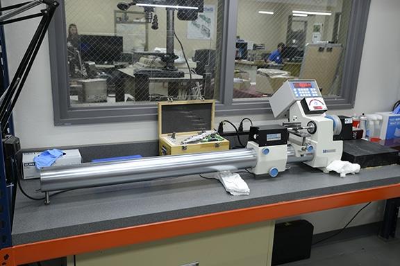 Supermicrometer in calibration lab
