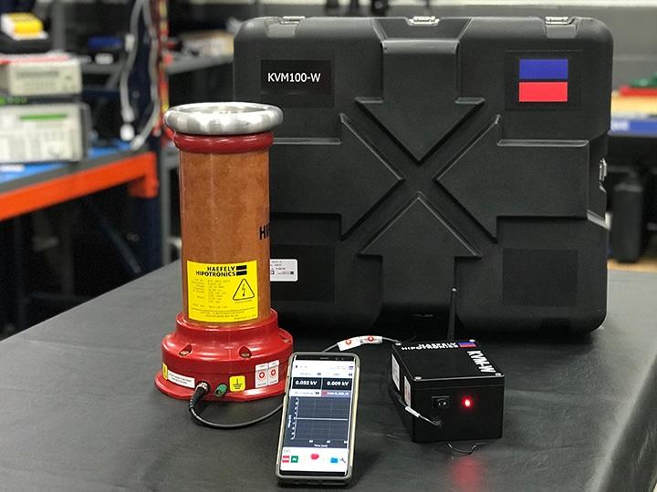 Hipot calibration equipment