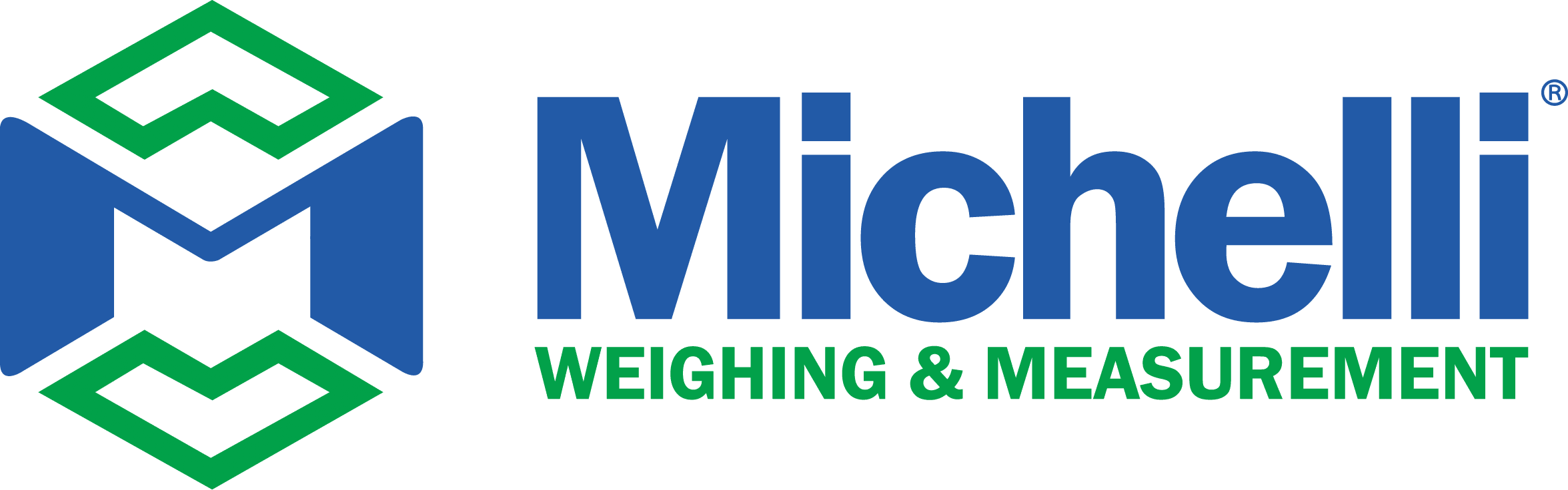 Michelli Weighing & Measurement Horizontal Logo