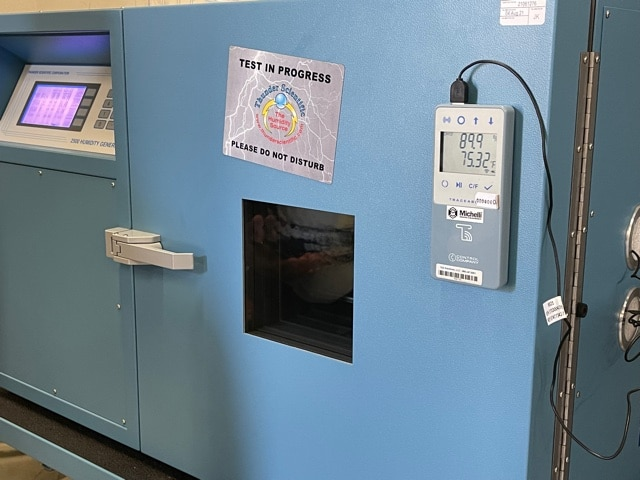 Humidity Calibration Machine